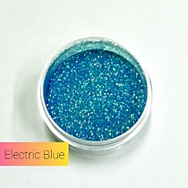 Electric Blue GLITTER